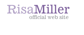 Risa Miller's Official Website